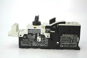Eaton XTPR010BC1 Motor Starter USED 3 Phase 690VAC 6.3-10 Amp Range