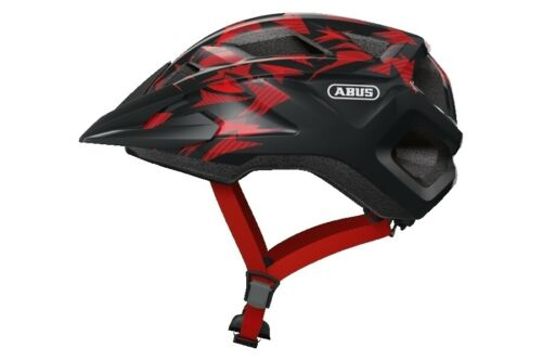 48-54cm or 52-57cm, ABUS Mount Z Bike Helmet