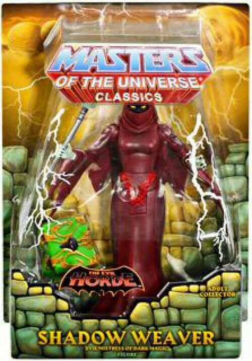 Masters of the Universe Classics The Evil Horde Horde Horde Shadow Weaver Action Figure 59022c