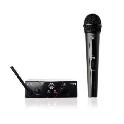 AKG - WMS40 MINI SINGLE VOCAL SET - ISM1