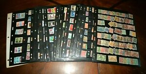 CatalinaStamps: East/West German Stamp Collection in Vario Pages 1921 Stamps E30