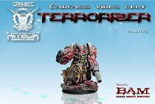 HiTech Miniatures: Terrorizer Sadus (28mm) Sci-Fi Chaos Space Marines