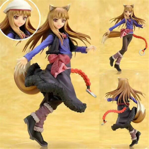 Anime Spice and Wolf Holo Renewal HOLO Figure Figurine Doll New in Box
