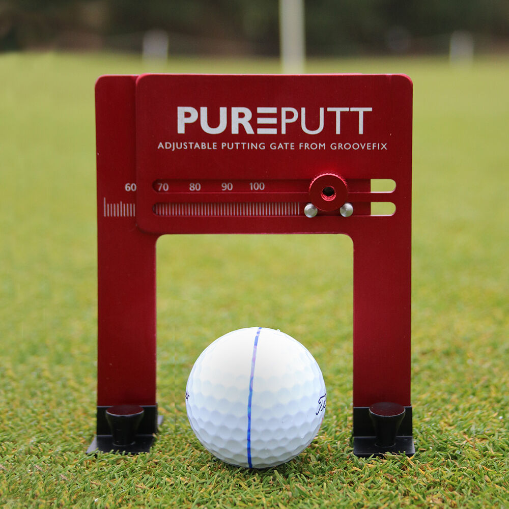 PurePutt Adjustable Putting Gate from GrooveFix
