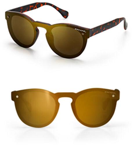 Sunglasses Excape Man Women Mirror Smoke Me.too Mirror 100/% uv 400