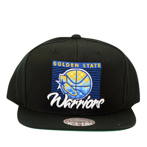 Golden State and Warriors Easy Three Digital Snapback Mitchell and State Ness 53f443