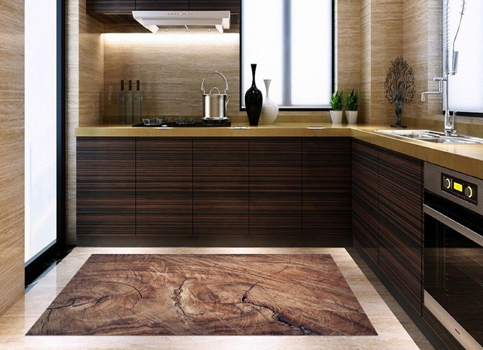 3D Wood Texture 9 Kitchen Mat Floor Murals Wall Print Wall Deco AJ WALLPAPER CA