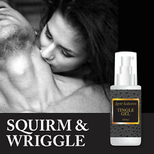 AGENT SEDUCTION TINGLE GEL – EXTREME SEX SENSATIONS TINGLE WITH PLEASURE BDSM