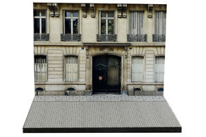 Diorama-Immeuble-parisien-Parisian-building-1-72eme-72-2-A-A-001