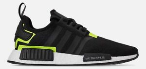 fb17a15bc ADIDAS ORIGINALS NMD RUNNER R1 CASUAL MEN s CORE BLACK - FOOTWEAR ...