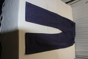 J0519 Levi's Violet Jeans 501 L34 W33 Bon 1Or174qB