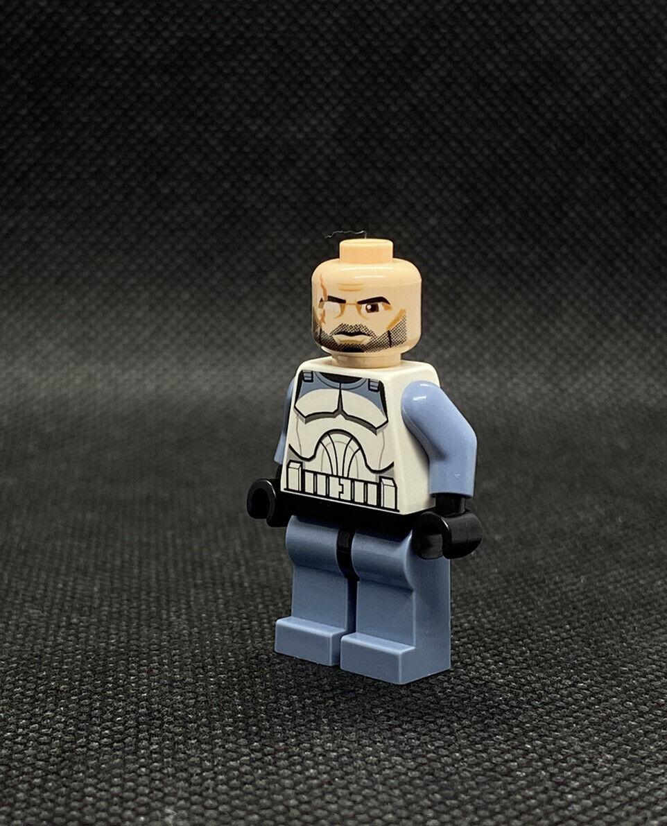 LEGO Star Wars Clone Commander Wolffe Minifigure 7964