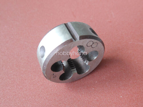 "1pcs HSS Right Hand Die 1//4/""-36UNS Dies Threading 1//4 36 UNS"