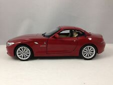 Kyosho BMW Z4 sDrive35i (E89) Hard Top Convertible Melbourne Red Metallic 1/18