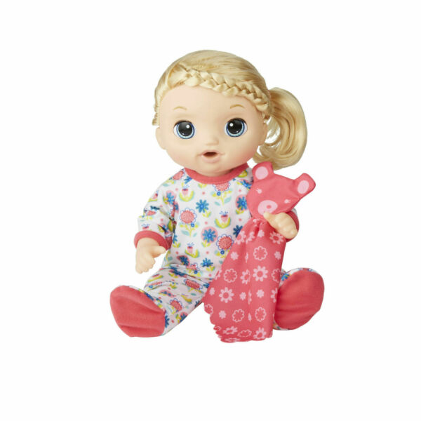 Baby Alive Sweet Tears Blonde Hair Doll Kids Toddler Toy