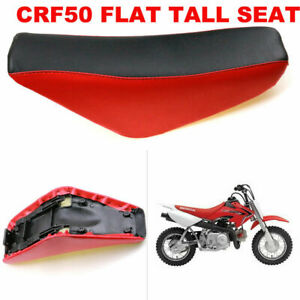 Complete Black Tall Seat fits for Honda CRF XR 50CC SSR SDG Off-road Dirt Pit Bike