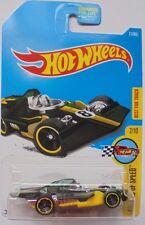2017 Hot Wheels LEGENDS OF SPEED 7/10 Formula Flashback 71/365 (Green Version)