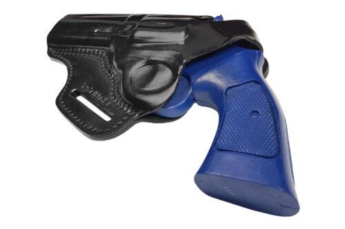R3Li Leder Revolver Holster für COLT KING COBRA 2,5 Zoll Lauf LINKS VlaMiTex