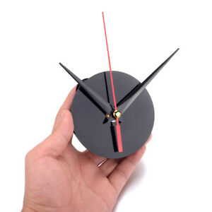 Round Wall Quartz Clock Movement Mechanism Diy Repair