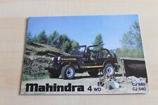 148858) Mahindra CJ 340 540 Prospekt 198?