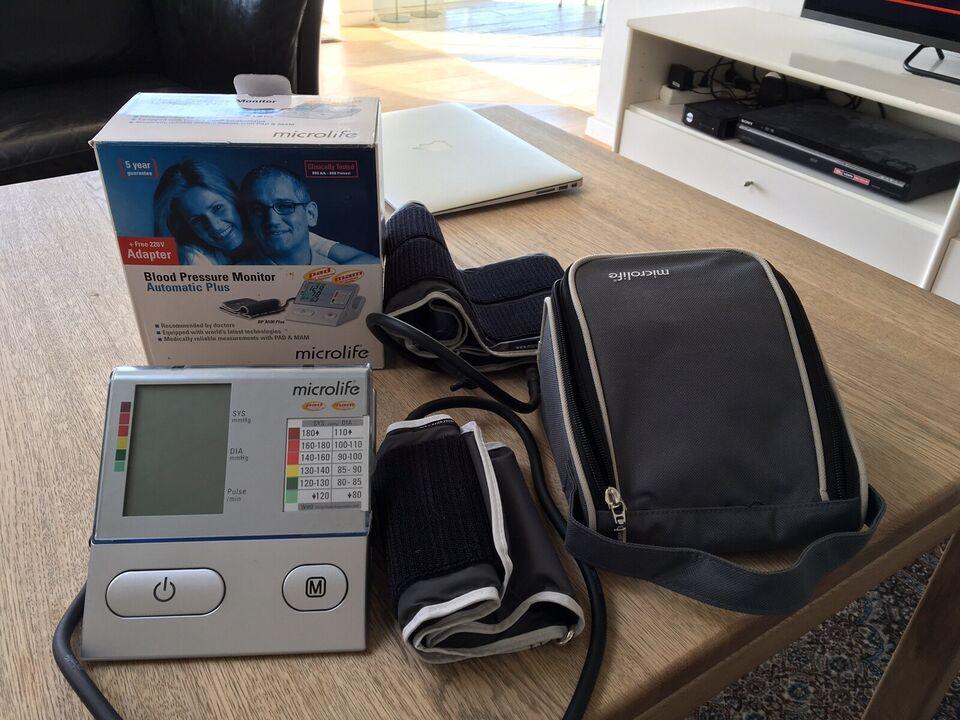 Blodtryksmåler, Microlife