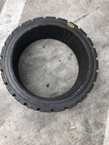 Solideal Magnum Forklift Tire 15//5//11 1//4 Press Fit