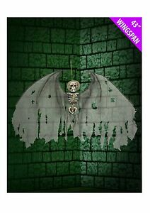 Angel Of Death Hanging Horror Halloween Party Decoration Fancy Dress P8493