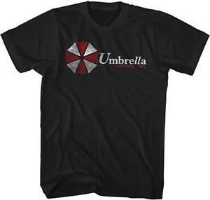 Resident-Evil-Umbrella-Corporation-Adult-T-Shirt-Great-Movie