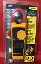 Multimeter Clamp Meter True Rms Ac Dc Fluke Digital Handheld Tester Accurate