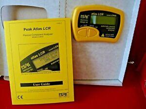 Peak-Atlas-LCR40-Passive-Component-Analyser-Latest-firmware-R1-1New