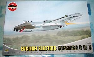 Bac Canberra B(1)8 Airfix 1/48 Planche Decals Photodecoupe Eduard