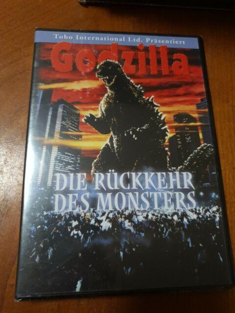 Godzilla Die Rückkehr Des Monsters