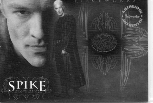 Autograph /& Pieceworks Selection NM Buffy The Vampire Slayer /& Spike
