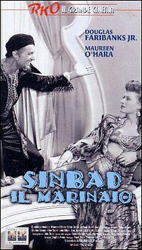SINBAD IL MARINAIO CON MAUREEN O'HARA - JEWEL BOX - DVD