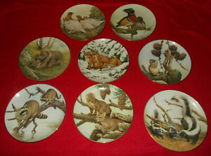 THE-FOREST-YEAR-COLLECTORS-PLATES-SELECT-PLATE