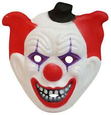 Mascara payaso Eva disfraces carnaval Halloween careta miedo cine terror