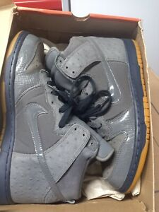 pretty nice 11295 46bed Image is loading Nike-Sb-Dunk-High-Mita-Deluxe-sz-10-
