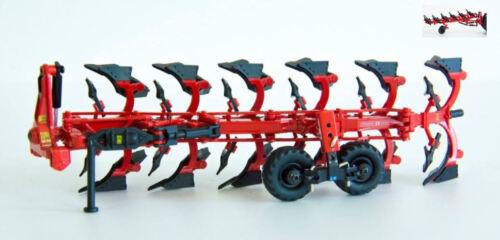 Charrue Gregoire Besson RWY8 Plough Aratro Esavomere A Bilanciere 1:32 Model