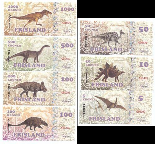 Frisland Dinosaurs