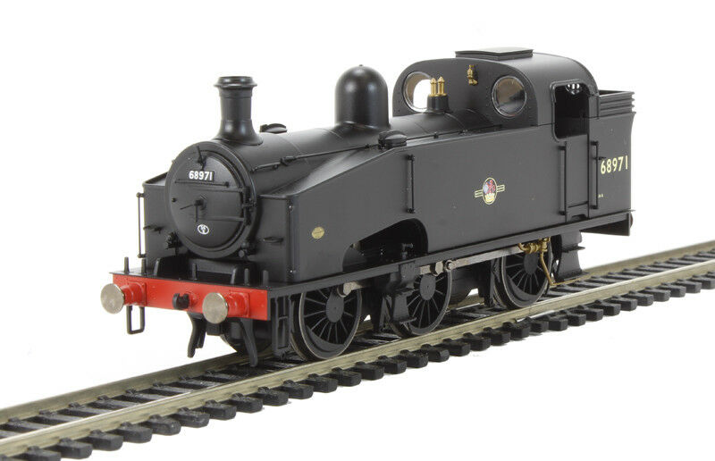 Hornby R3326 BR 0-6-0T J50 Class BR (Late), BRAND NEW
