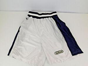 VTG-TOMMY-HILFIGER-Men-039-s-Shorts-Elastic-Band-White-Green-Black-sz-Medium-Nylon