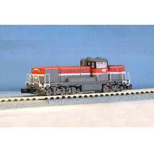 Rokuhan T012-7 Diesel Locomotive DE10 1500 B Cold District Renewed Color - Z