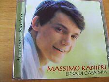 MASSIMO RANIERI ERBA DI CASA MIA CD MONDADORI
