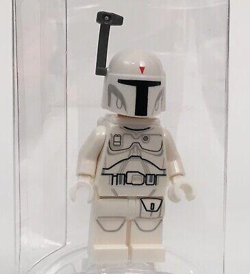 Lego Star Wars Discover And Create Book White Proto Type Boba Fett Minifigure