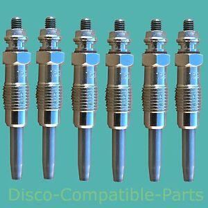 P38-Range-Rover-2-5-TD-BMW-M51-Heater-Glow-Plug-Set-By-Bearmach