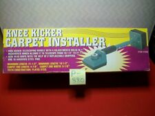 Knee Kicker Carpet Installer With Telescopic Handle 185 To 215 Preowned Vgc