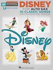 Alto Sax Easy Instrumental Play-Along: Disney by Hal Leonard Corporation (Paperback, 2014)
