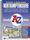 Northamptonshire County Atlas by Geographers' A-Z Map Company (Spiral bound, 2009)