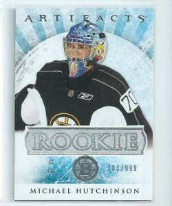12-13-Artifacts-Michael-Hutchinson-Rookie-156-Free-Combined-Shipping