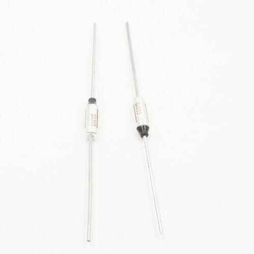 5PCS SEFUSE Cutoffs NEC Thermal Fuse 99°C 99 Degree 15A 250V SF96U-1